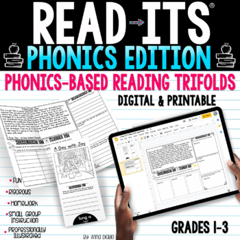 Read-Its™ Trifolds PHONICS EDITION