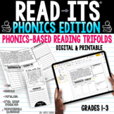 Read-Its® Trifolds PHONICS EDITION   Distance Learning