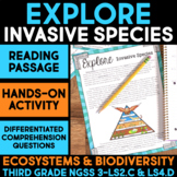 Explore Invasive Species - Ecosystems and Biodiversity Science Station