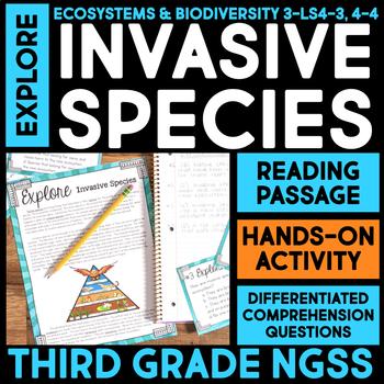 Explore Invasive Species - Ecosystems and Biodiversity Science Station