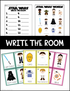 Read Like A Jedi Fluency Builder (Star Wars Reading Activities)