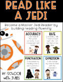 Read Like A Jedi Fluency Builder (Star Wars Reading Activities)