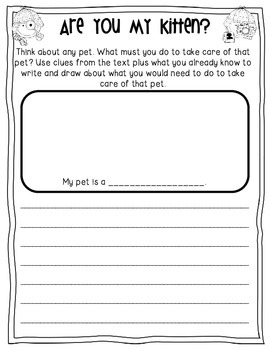 Read Like a Detective! 1st Grade Reading Street Sleuth Printables {Unit 1}