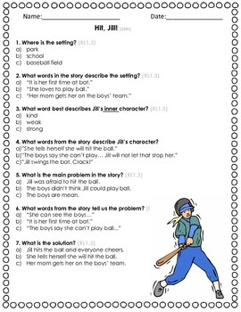 Read Like a Detective!{10 Passages w/ Text-Based Evidence Questions}RL.3