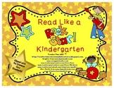 Read Like a Rock Star!  (Common Core Based for Kindergarten)