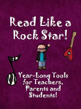 Back to School Reading Log Program and Activities