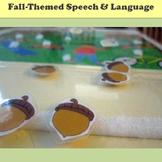 Fall Speech and Language Activity Set