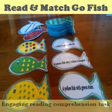 Read & Match Go Fish