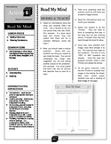 Read My Mind – Drawing Conclusions Activity