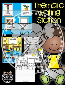 Read -N- Write Building Fluency Bundle {Sampler Freebie}