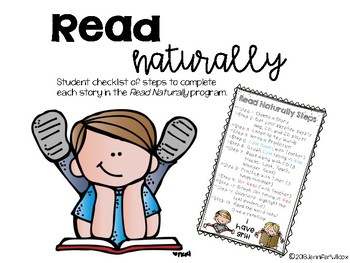 Read Naturally Steps