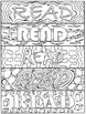 Funky Design Bookmarks to Color