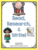 Read, Research, & Write - Informational Text and Expositor