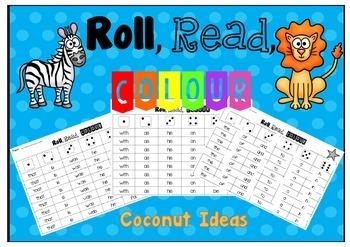 Read, Roll, Colour