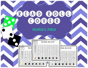 Read Roll Cover Phonics Pack
