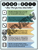 Read & Roll - Fables Activity Board and Pack