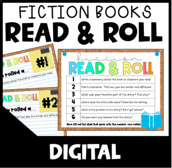 Read & Roll - Fiction (Distance Learning)