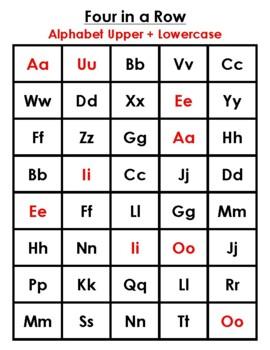 Roll-n-Read - Lowercase Alphabet