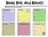 Read, Roll, and Retell!