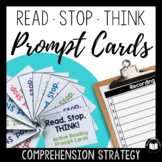 Read, Stop, Think -- Active Reading Comprehension Cards