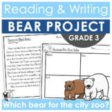 Reading and Writing Project Which Bear for the City Zoo?