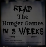 Read The Hunger Games in 5 weeks!