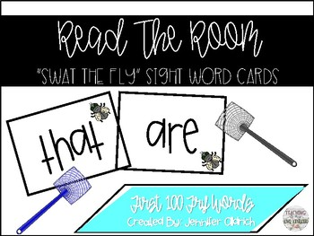 Read The Room Fly Swatting Cards