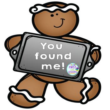 Read The School:  The Gingerbread Man Lost In School