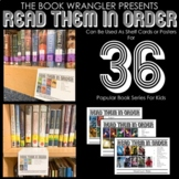 Read Them In Order: Book Series Guides