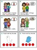 Alphabet Activities - Letter Sounds - Read, Think & Move Task Cards - G