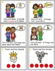 Alphabet Activities - Letter Sounds - Read, Think & Move Task Cards - K