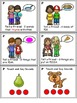 Alphabet Activities - Letter Sounds - Read, Think & Move Task Cards - P