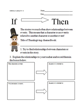 Read & Think Your Way To Thanksgiving