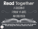 Read Together Quote Display