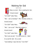 Read Together: Waiting for Sid