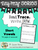 Read, Trace, Write, & Draw