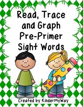 Sight Word Practice Pre Primer Words