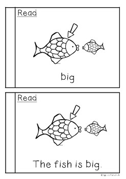 Read, Trace and Write Booklets - CVC Short i Vowel Sounds Readers