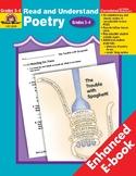 Read & Understand Poetry, Grades 3-4