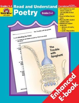 Read & Understand Poetry, Grades 3-4