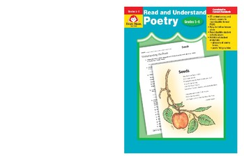 Read & Understand Poetry, Grades 5-6