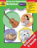 Read & Understand Science, Grades 3-4