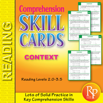 Read & Use Context Clues (Reading Level 2.0-3.5)