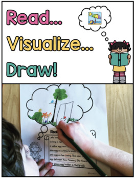 Read, Visualize, Draw: 1st Grade