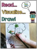 Read, Visualize, Draw