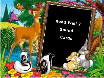 Read Well 2 Sound Cards