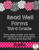 Read Well Forms - Third Grade