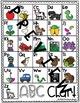 Read Well Kindergarten Aligned Alphabet ABC Chart