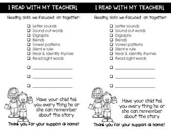 Read With My Teacher