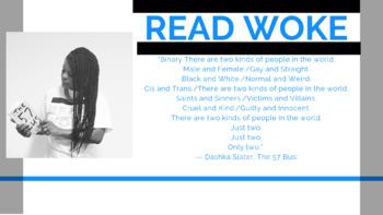 Read Woke Book Tasting